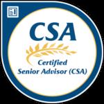 The Society of Certified Senior Advisors (SCSA) logo