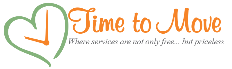 Time To Move Care Placement logo - San Diego County