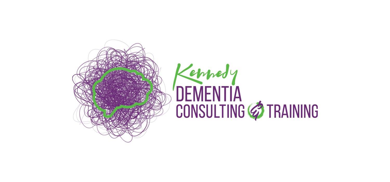 Kennedy Dementia Consulting + Training Logo